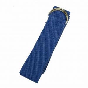 Yogi&Yogini Yoga Riem Basic Blauw? 183 cm x 4 cm
