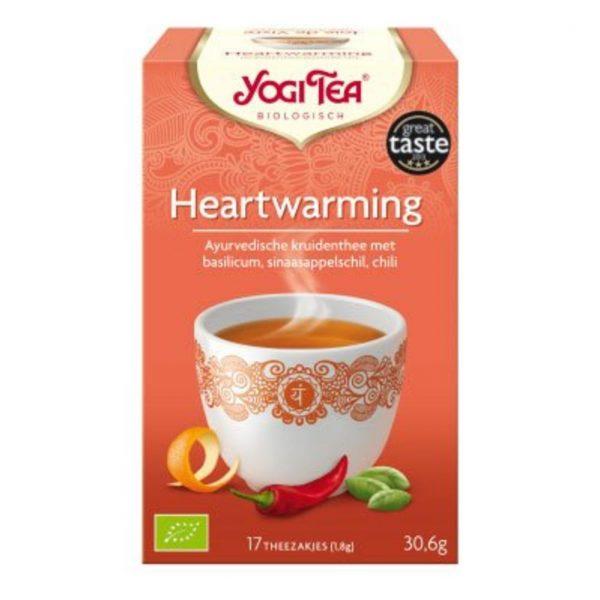 Yogi Tea Heartwarming