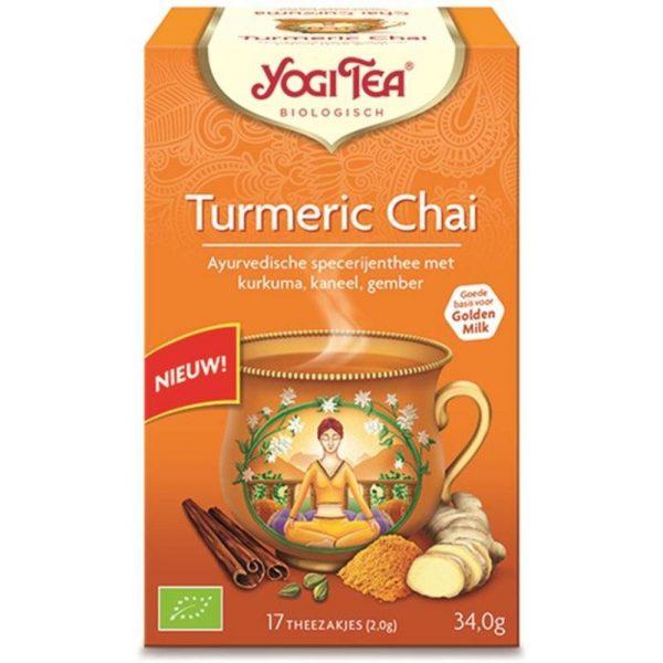 Yogi Tea Kurkuma Chai
