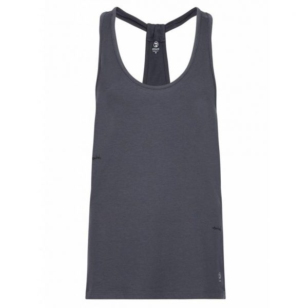 Zense Yogawear Yoga Top Elze - Grijs