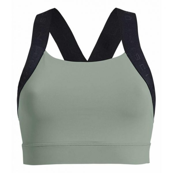 Rohnisch Yoga BH Kay - Combat Green