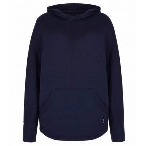Asquith Yoga Shirt Mellow Hoody - Navy