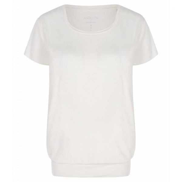 Asquith Yoga Shirt Smooth You - Ivory