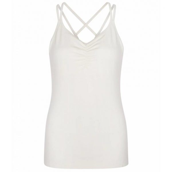 Asquith Yoga Top Conquer Cami - Ivory