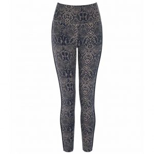 Asquith Yoga Legging Flow With It - Snake/Navy