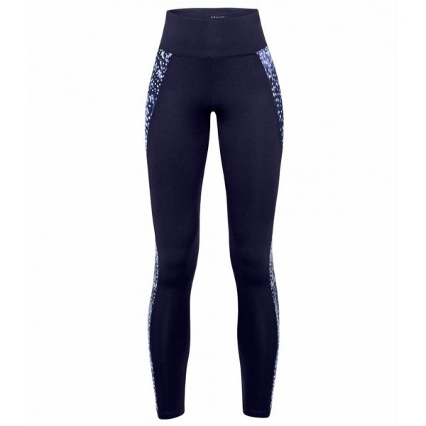Rohnisch Yoga Legging Cire Cut - Navy Dot