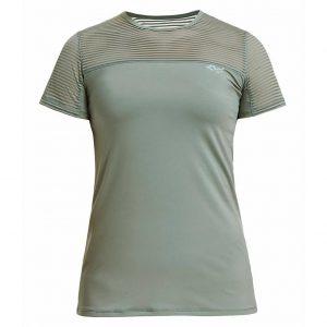 Rohnisch Yoga Shirt Miko - Combat Green