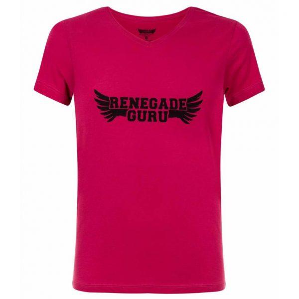 Renegade Guru Yoga Shirt Moksha - Marsala Spice