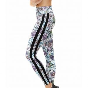 Rohnisch Yoga Legging Power Tights  - Bunch
