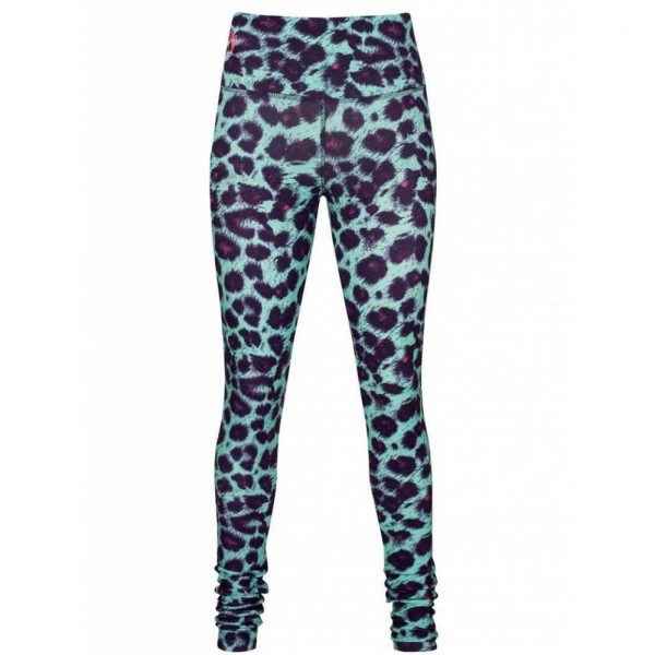 Urban Goddess Yoga Legging Satya - Minty Monkey