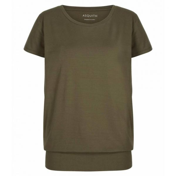 Asquith Yoga Shirt Smooth You - Khaki