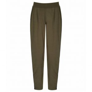 Asquith Yoga Broek Divine Khaki / Jet Black