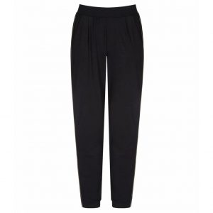 Asquith Yoga Broek Divine - Jet black / Khaki
