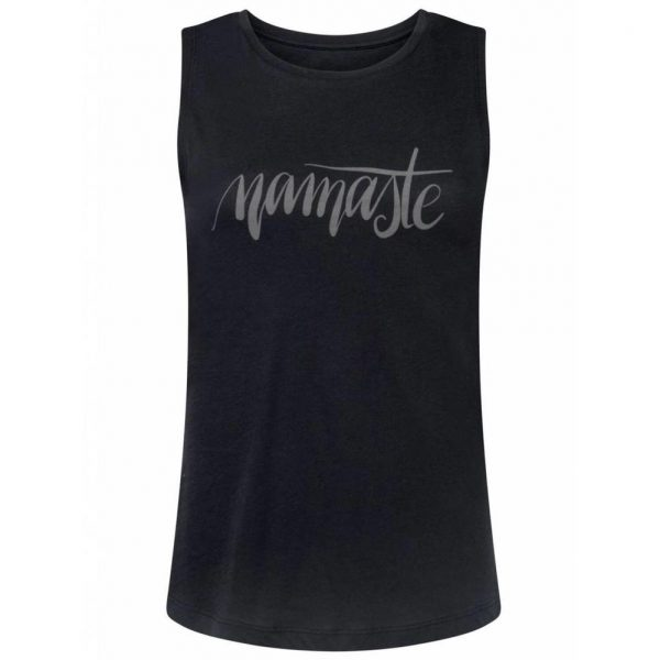 Urban Goddess Yoga Top Free Spirit - Urban Black