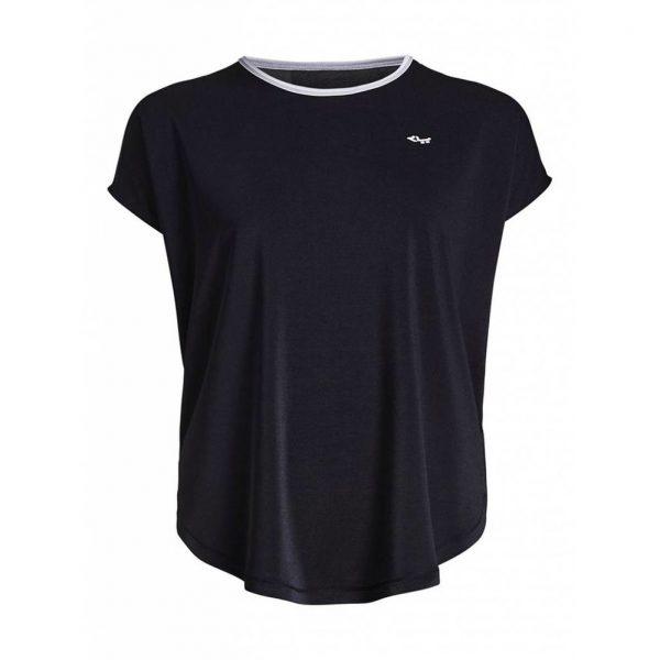 Rohnisch Yoga Shirt Namaste Loose - Black