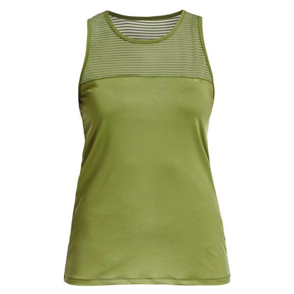 Rohnisch Yoga Top Miko - Rain Forest
