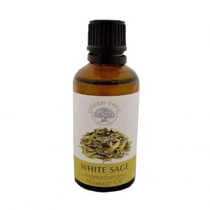 Green Tree Massage Olie - Witte Salie