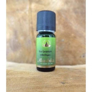 Alambika Etherische olie - Rose Geranium 10 ml - Alambika