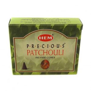 HEM Incense Wierook Kegeltjes Patchouli