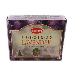 HEM Incense Wierook Kegeltjes Lavender