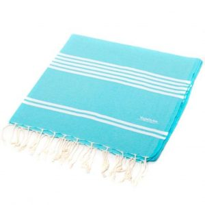 YogaStyles Hamamdoek XL - Azur Blue
