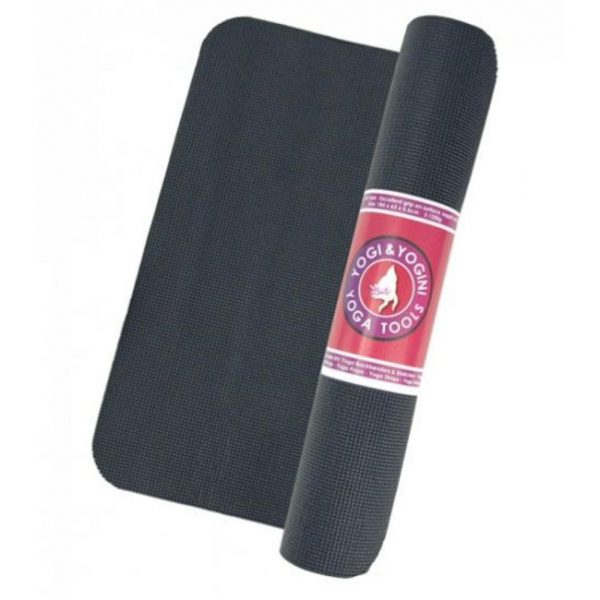 Yogi&Yogini Yoga Mat Basic 5 mm - Zwart