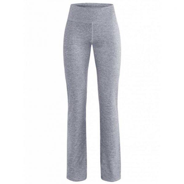 Rohnisch Yoga Pants Lasting - Grey Melange