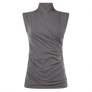 Urban Goddess Yoga Top Good Karma - Volcanic Glass