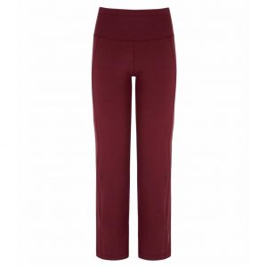 Asquith Yoga Broek Live Fast - Claret
