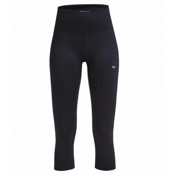 Rohnisch Yoga Capri Legging Lasting - Black