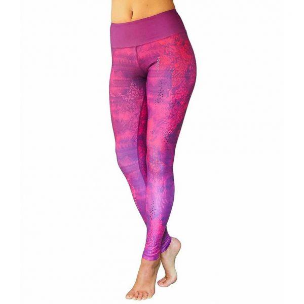 Monique Rotteveel Yoga Legging -   Wild Thing