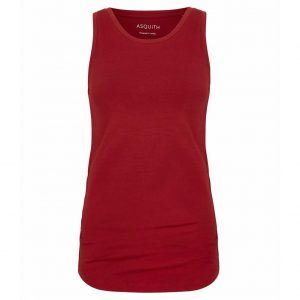 Asquith Yoga Top Go To - Rust