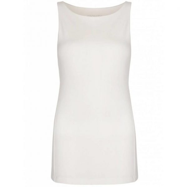 Asquith Yoga Top Good Vibes - Ivory