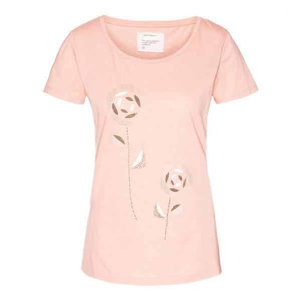 Armedangels Yoga Shirt Mari Big Pepper Rose? Peach