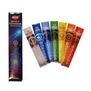 HEM Incense Wierook 7 Chakra's - HEM