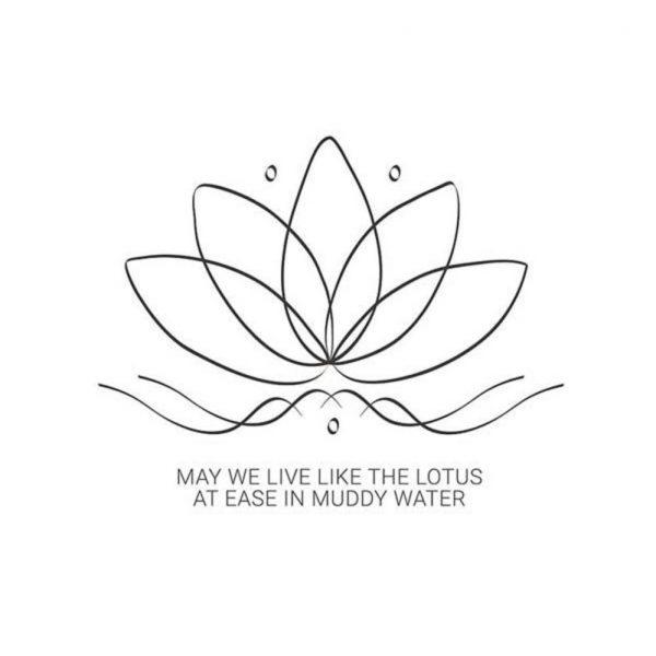 Anoona Ansichtkaart - Lotus