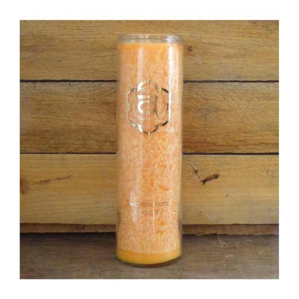 Yogi&Yogini Geurkaars - Tweede Chakra - Oranje