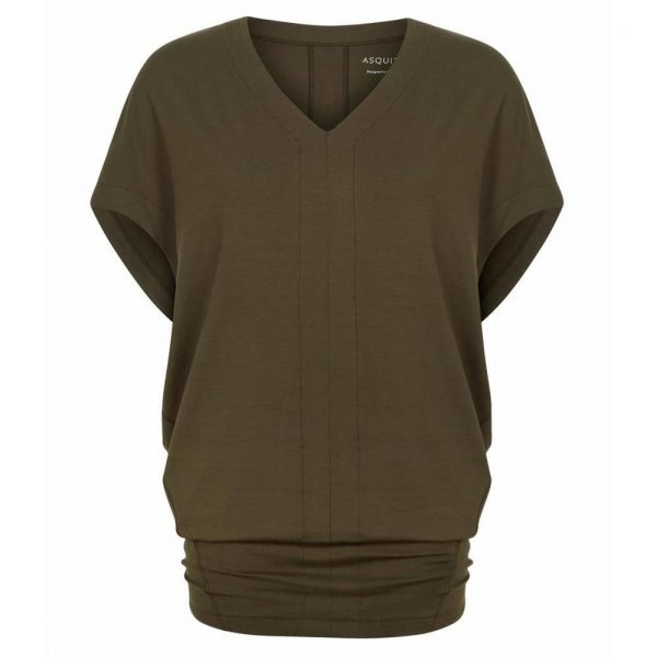 Asquith Yoga Shirt Freedom - Khaki
