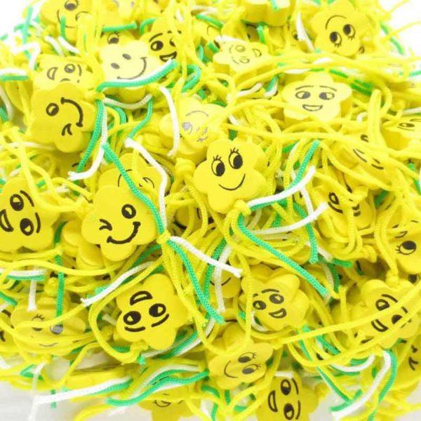Yogi&Yogini Gelukspoppetjes - Smiley 25 stuks