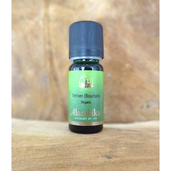 Alambika Etherische olie -  Vetiver Bourbon 10 ml - Alambika