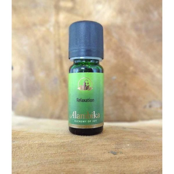 Alambika Etherische olie -  Relaxation 10 ml - Alambika