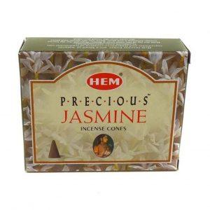 HEM Incense Wierook Kegeltjes Hem - Jasmine