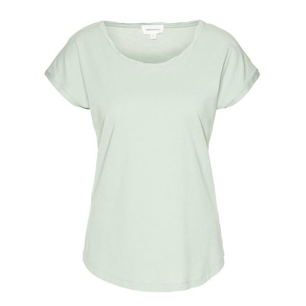 Armedangels Yoga Shirt Lale - Pale Green