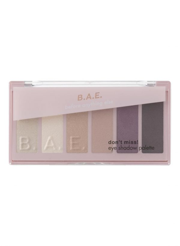 B.A.E. B.A.E. Eye Shadow Palette 01 Don't Miss