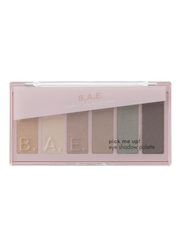 B.A.E. B.A.E. Eye Shadow Palette 02 Pick Me Up