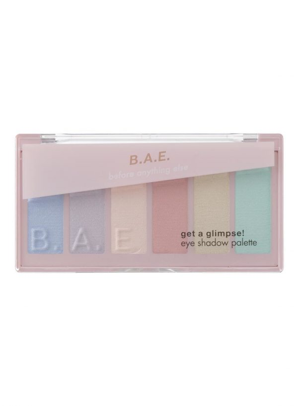 B.A.E. B.A.E. Eye Shadow Palette 03 Get A Glimpse