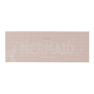B.A.E. B.A.E. Highlight Palette 01 Mermaid