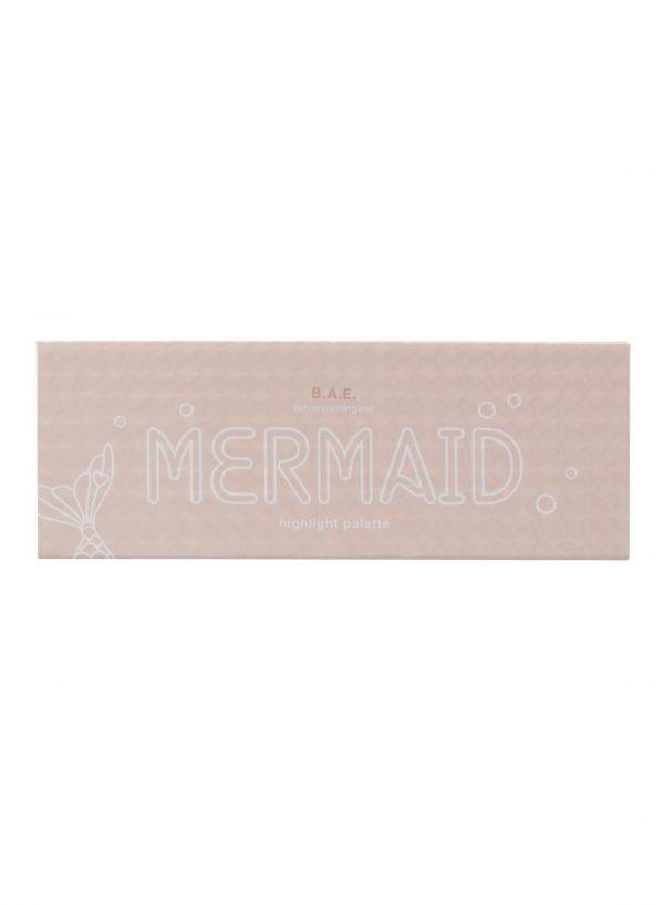 B.A.E. B.A.E. Highlight Palette 01 Mermaid