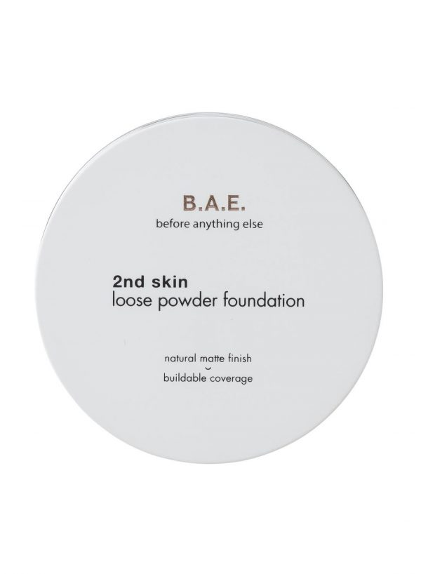 B.A.E. B.A.E. Loose Powder Foundation 02 Light Fleece