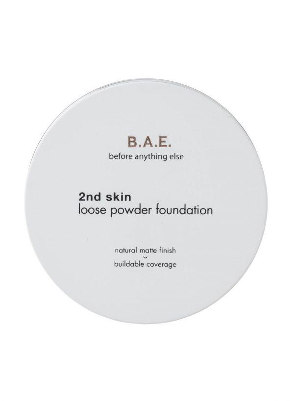 B.A.E. B.A.E. Loose Powder Foundation 03 Natural Fuzz